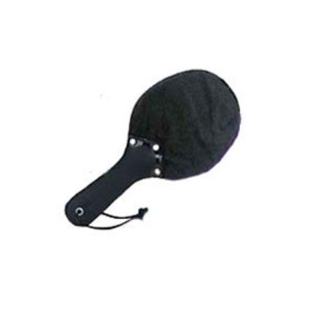 Leather/Fleece Paddle