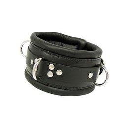 Kookie Padded Collar, Black