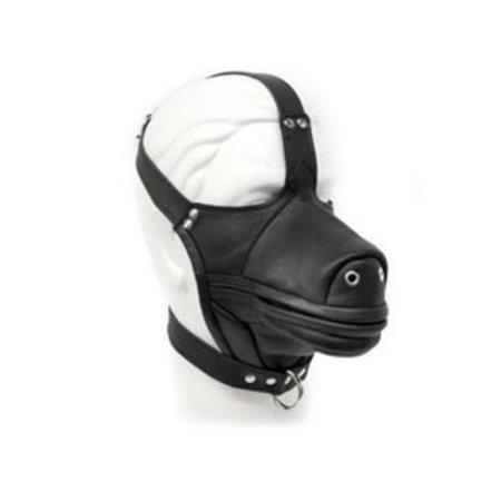 Pony Muzzle Head Harness