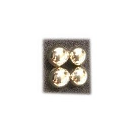 Ballistic Metal Super Nipple Magnets, Large