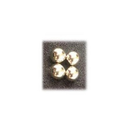 Ballistic Metal Super Nipple Magnets, Small