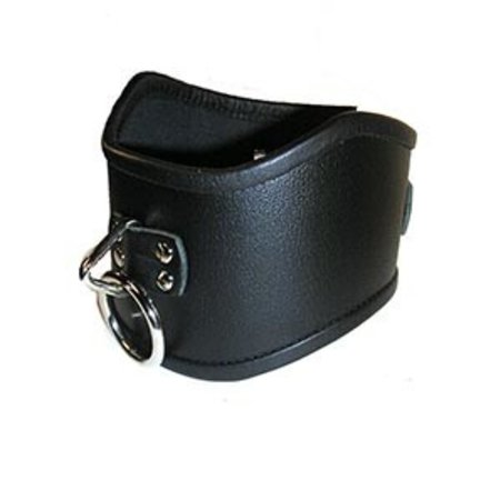 Stockroom Tall Curved Posture Collar, Black