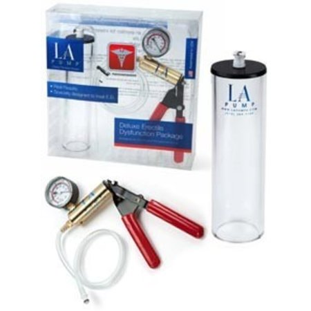 LA Pump Erectile Dysfunction Penis Pump Kit