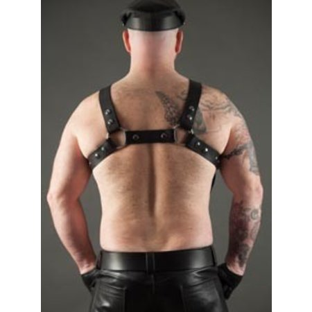 One Man Armada Derek Chest Harness, Black