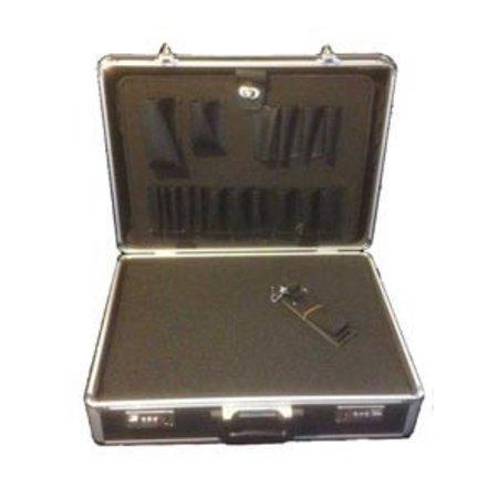 Dr. Clockwork Deluxe Violet Wand Case