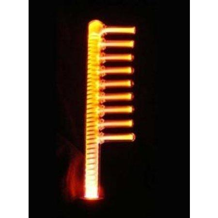 Dr. Clockwork Comb Electrode, Orange