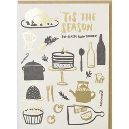 Eat Eat Eat Greeting Card