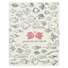 Fish In The Sea Greeting Card