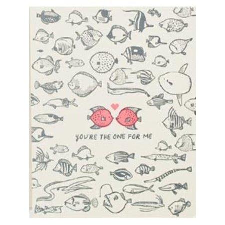 Fish In The Sea Greeting Card
