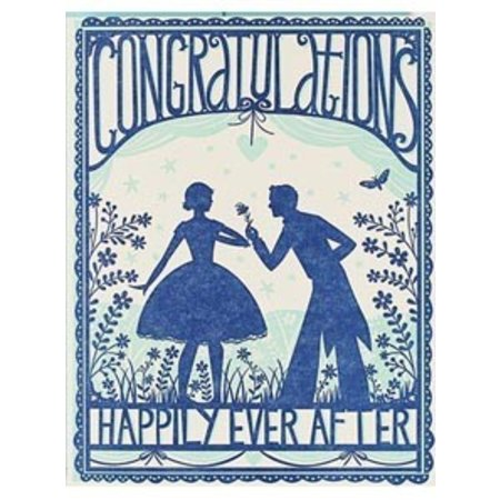 HelloLucky Happily Ever After Greeting Card