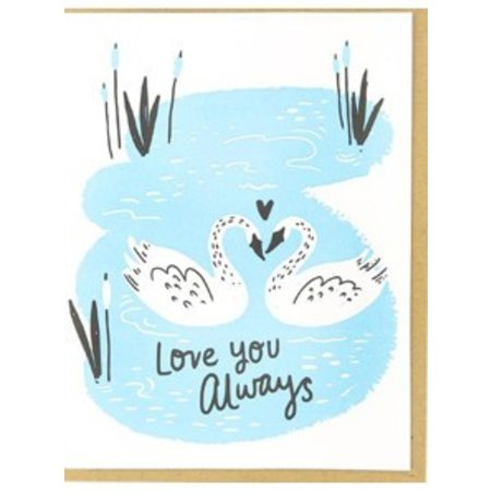HelloLucky Love You Always Greeting Card