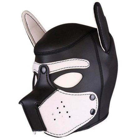 Neoprene Puppy Hood, Large