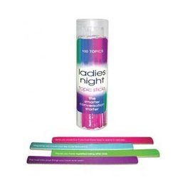 Ladies Night Topic Sticks