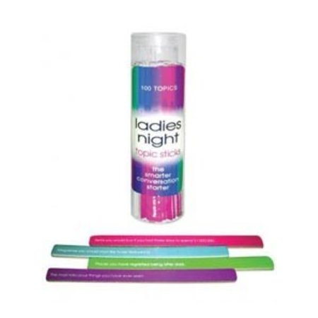 Kheper Games Ladies Night Topic Sticks
