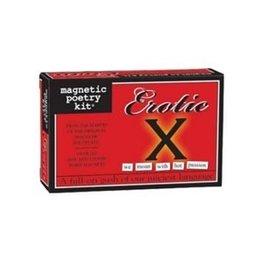 Magnetic Poetry Magnetic Poetry Kit Erotic X