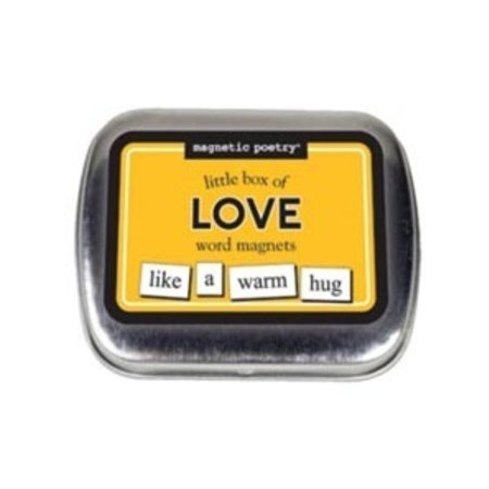 Magnetic Poetry Magnetic Poetry Little Box of Love