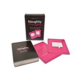 Naughty Appetites Naughty Thoughts Card Game