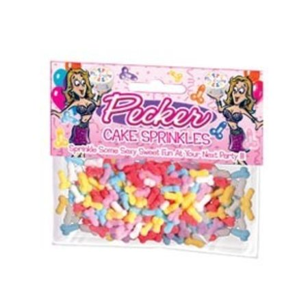 Hott Products Pecker Cake Sprinkles