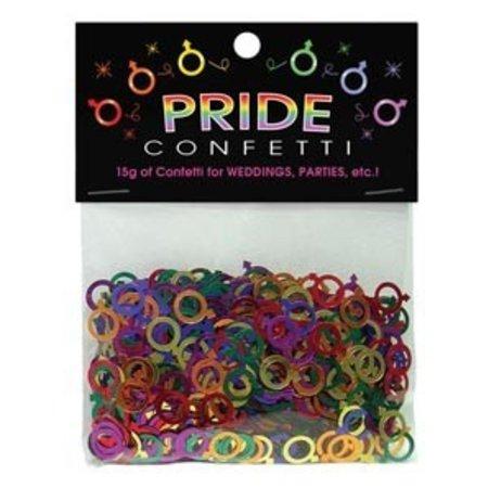Pride Confetti, Male Symbols