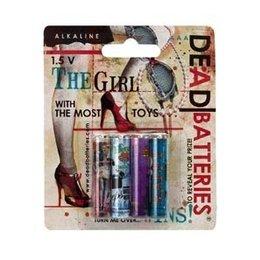 Dead Batteries Dead Batteries Brand AAA Batteries