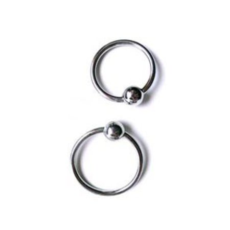 Stockroom Glans Ring with Ball