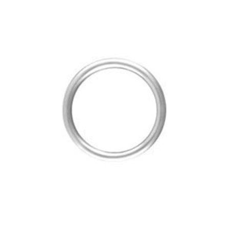 SI Novelties Ignite Aluminum Ring, Silver