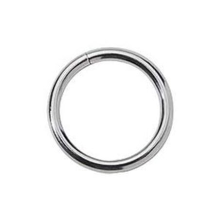 Metal O-Ring, Chrome-Plated 1.75 inch