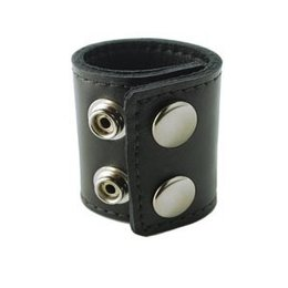 Spartacus Snap Leather Ball Stretcher, 2 inch
