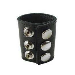 Spartacus Snap Leather Ball Stretcher, 2.5 inch