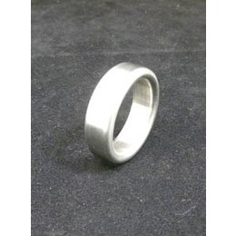 Ballistic Metal Stainless Steel Narrow Head/Shaft Ring