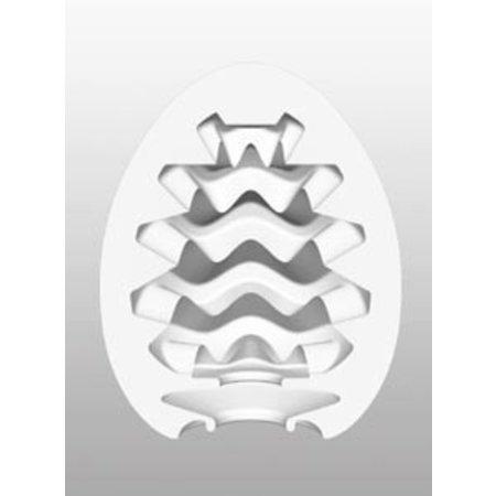 Tenga Tenga Cool Egg Wavy