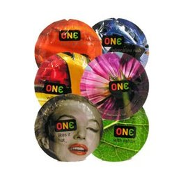 ONE ONE Colored Condom