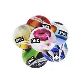 ONE ONE Flavor Waves Condoms