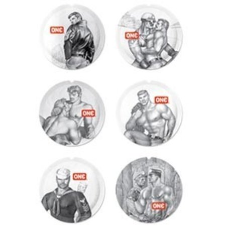 ONE ONE Legend Large Condom, Tom of Finland Edition