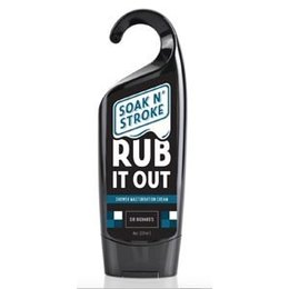 Sir Richards Soak n' Stroke Rub It Out Masturbation Cream