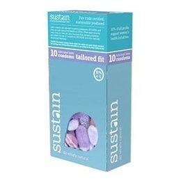 Sustain Sustain Condoms: Tailored Fit