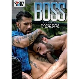 Cockyboys Boss DVD