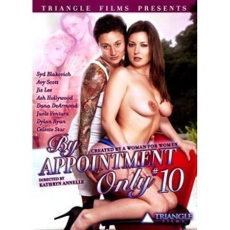 Triangle Features By Appointment Only 10 DVD