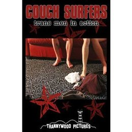 Trannywood Pictures Couch Surfers DVD