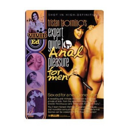 Vivid Expert Guide to Anal Pleasure for Men DVD