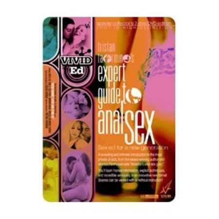 Expert Guide to Anal Sex DVD