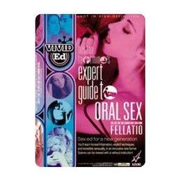 Expert Guide to Oral Sex: Fellatio DVD
