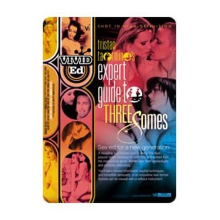Expert Guide to Threesomes DVD
