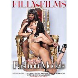 Filly Films Filthy Fashion Models DVD
