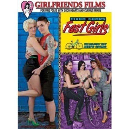 Girlfriends Films Fixed Gears Fast Girls DVD