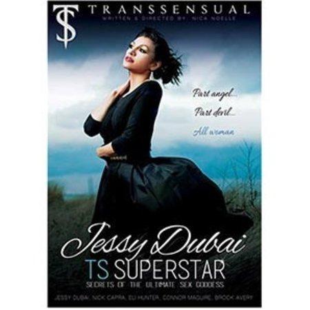 Trans Sensual Jessy Dubai, TS Superstar DVD