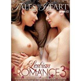 New Sensations Lesbian Romance 3 DVD