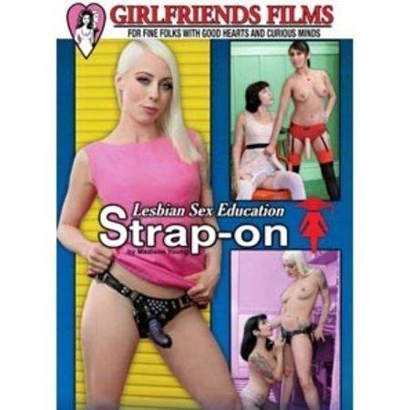 Girlfriends Films Lesbian Sex Education: Strap-On DVD