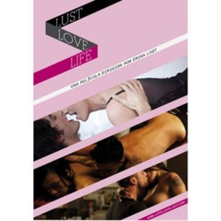 Erika Lust Films Life Love Lust DVD