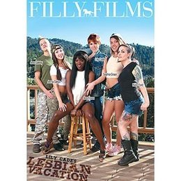Lily Cade's Lesbian Vacation DVD